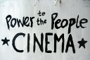 Banner Power to the People Cinema