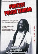 Protest Police Terror 04.07.2020